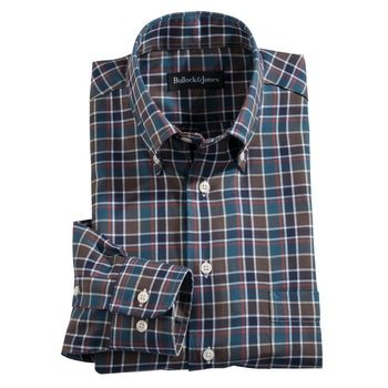 Thomas Check Sport Shirt