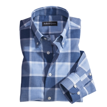 Napa Check Button-Down