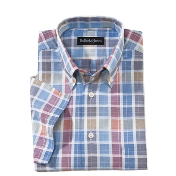 Squares of Color Sport Shirt