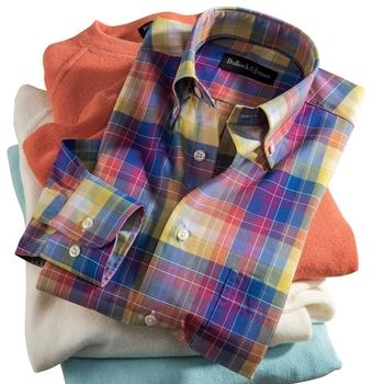 Solano Plaid Shirt