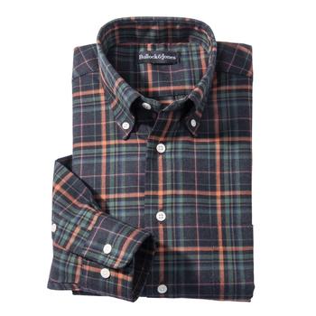 Carson Plaid Sport Shirt