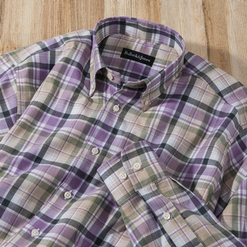 Clarkson Plaid Shirt