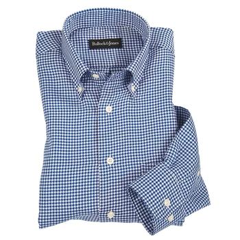 Houndstooth Sport Shirt