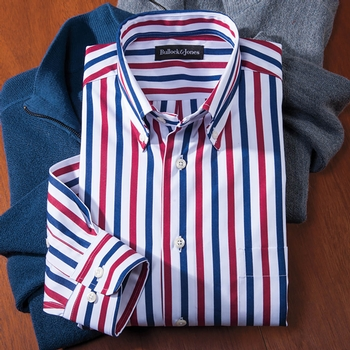 Neil Stripe Sport Shirt
