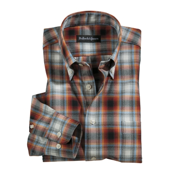 Ombre Check Sport Shirt