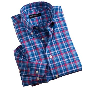 Stinson Plaid Sport Shirt