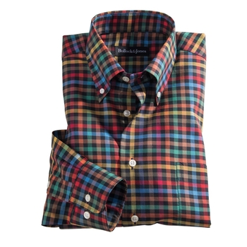 Albany Check Sport Shirt