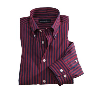 Theo Stripe Sport Shirt