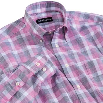 Coronado PinkGrey Shirt