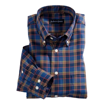 Portola Plaid Sport Shirt