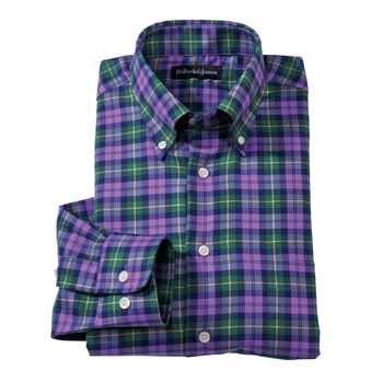 Ashby Plaid Sport Shirt