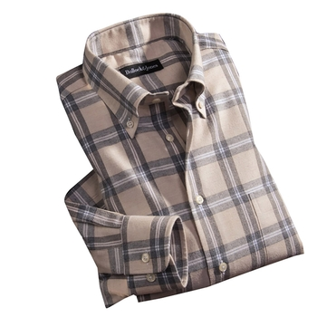 Allen Cotton Twill Shirt