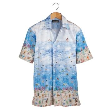 Summer Sea Sport Shirt