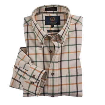 Viyella CottonWool Tattersall Shirt