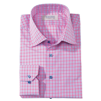 Spring Pink Sport Shirt