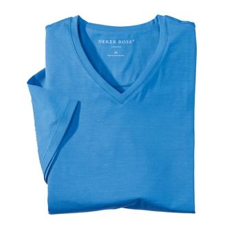Derek Rose Micro Modal Tee Shirts