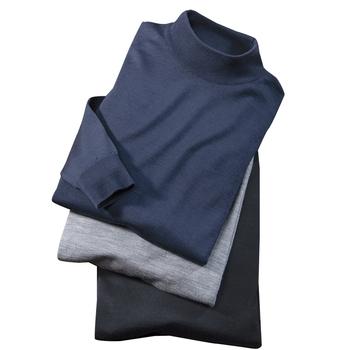 Smedley Merino Wool Mock Turtlenecks