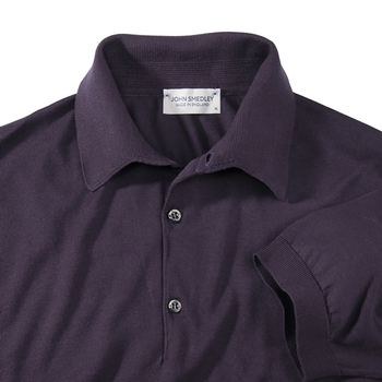 John Smedley Sea Island Cotton Adrian Polo