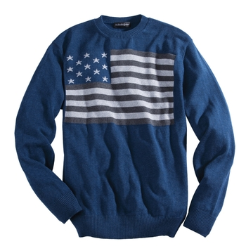 Old Glory Crew Neck