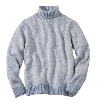 Ryan Wool/Cashmere Turtleneck