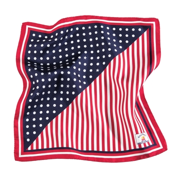 Grand Old Flag Pocket Square