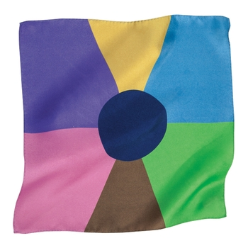 7-Color Silk Pocket Square