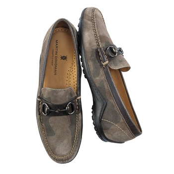 Camo Bit Slip-on by Martin Dingman