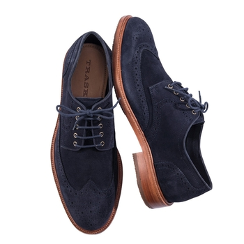 Blue Suede Shoes by Trask