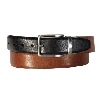 Calfskin Reversible Belt