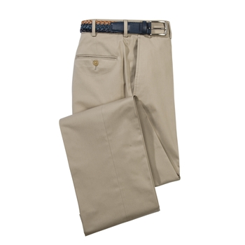 'Claremont Stretch Cotton Slacks