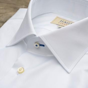 Super-Fine Twill Dress Shirt