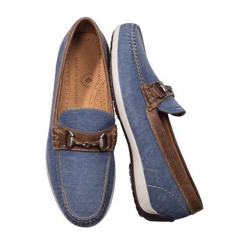 Seaside Bit Loafers from Martin Dingman