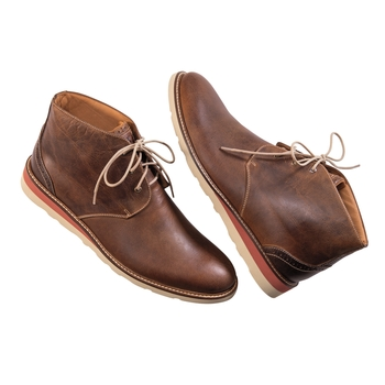 Water-Buffalo Chukka Boot by Martin Dingman