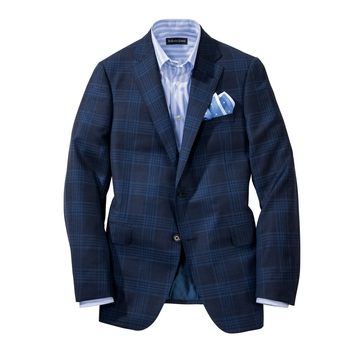 Kent Wool/Silk Sport Jacket