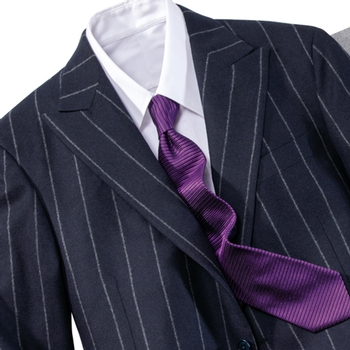 Lombard Chalk Stripe Sport Coat