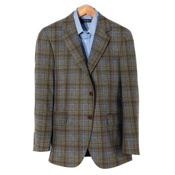 Moraga Plaid Sport Coat