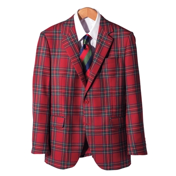 Anderson Plaid Sport Coat