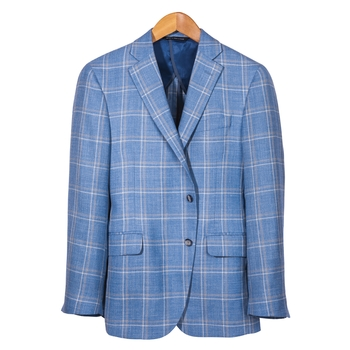 'Claremont' Windowpane Sport Coat