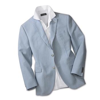 San Marino Stripe Sport Coat