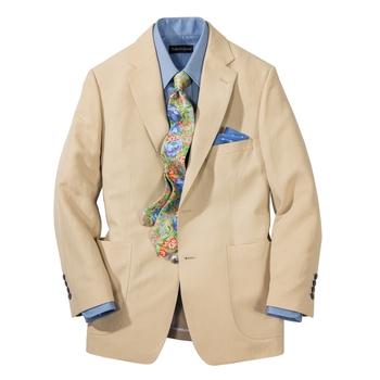Atherton Silk/Linen Blazers - 2 Colors