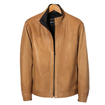 Napa Leather Blouson