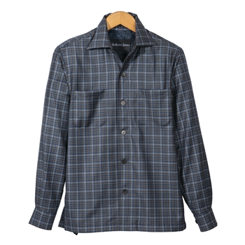 'Lyon' Shirt Jacket