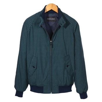 Williams Mini-Tartan Poplin Jacket