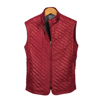 Enrico Quilted Vests