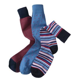 Box of Three Sport Socks