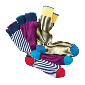 Polo Stripe Socks