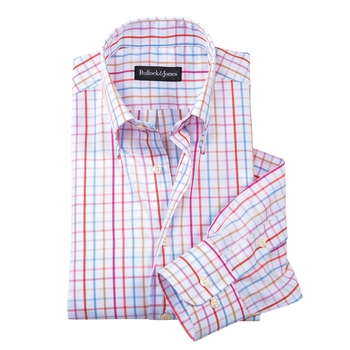 Hopkins Tattersall Button-Down