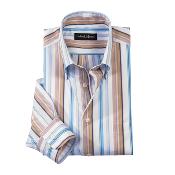 Moraga Stripe Button-Down