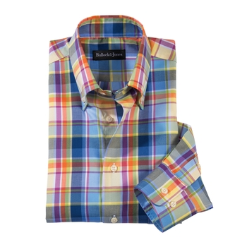 'Orinda' Plaid Button-Down