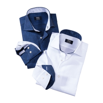 Lugano Swiss Linen Sport Shirts